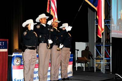Harris County Sherriff's Office Honor Guard